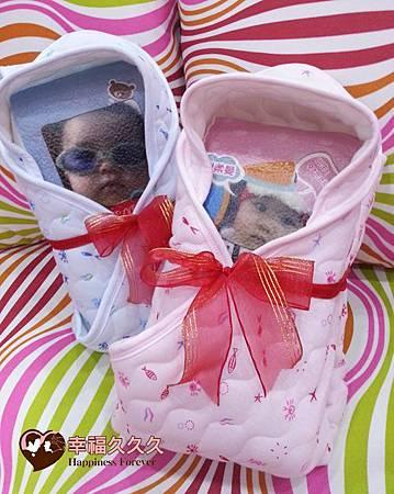 包巾寶寶米