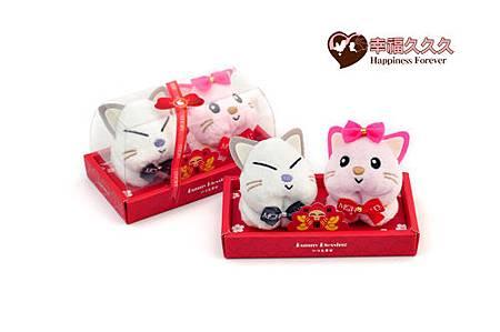 納福貓伴侶禮盒