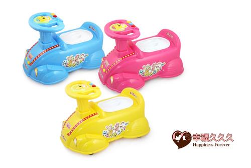 造型小車寶寶便器