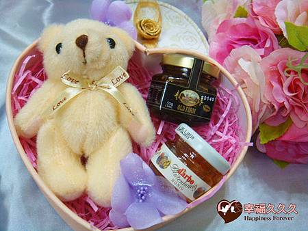 泰迪熊蜂蜜綜合禮盒
