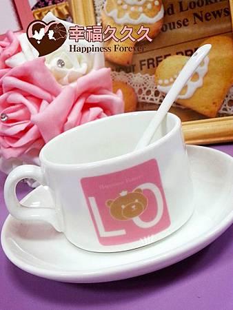 幸福熊咖啡杯-1