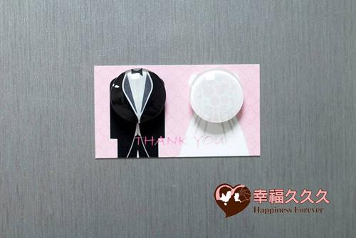 新人禮服寶石磁鐵-1