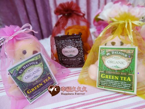 聖桃園茶包精緻玩偶紗袋組-1