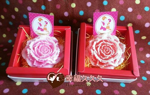 康乃馨香皂love禮盒-1