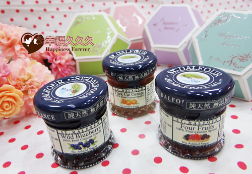 鑽石盒聖桃園果醬-1