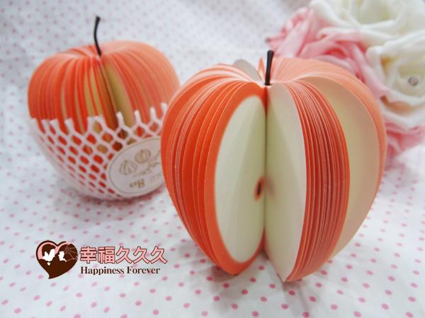 蘋果便條紙-2