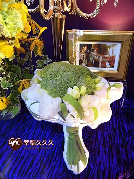 花椰菜抱枕-1