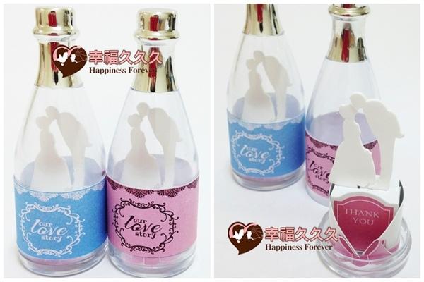 酒瓶水果叉