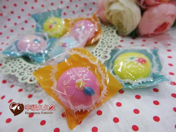 和菓子手工香皂-1