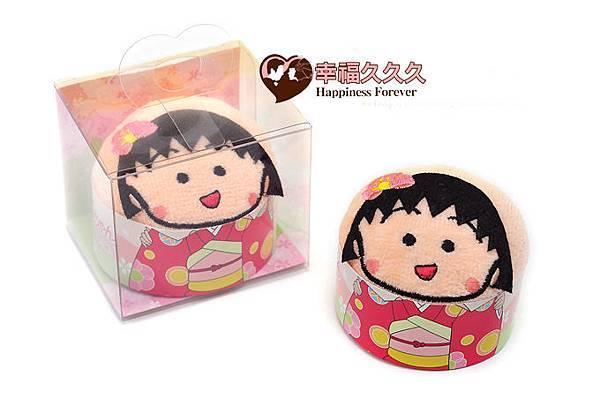 櫻桃小丸子蛋糕-和服版