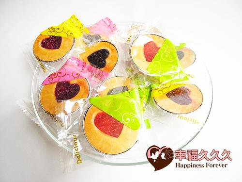 吃甜甜便利貼婚禮小物3