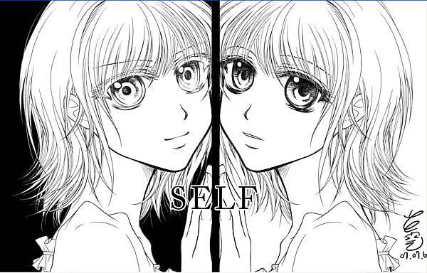SELF-1未完