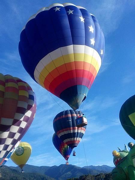 2014鹿野高台熱氣球嘉年華