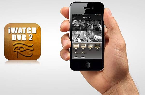 IWATCH DVR2