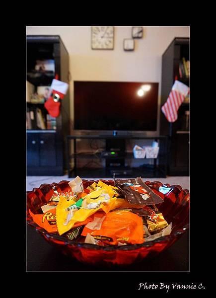 聖誕節也要糖果壓