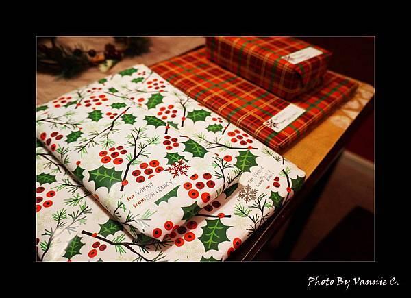公婆的聖誕禮物