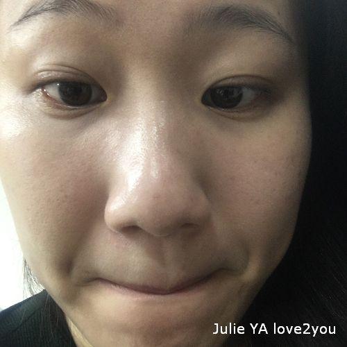 Make up forever .JPG 塗抹後.jpg
