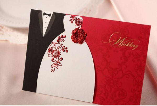 【三零二八】12月特惠之星-多款進口設計婚卡西式婚卡韓式婚卡$39
