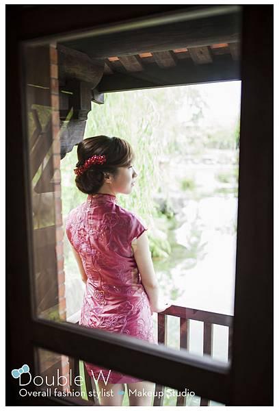 新秘作品-復古中國風