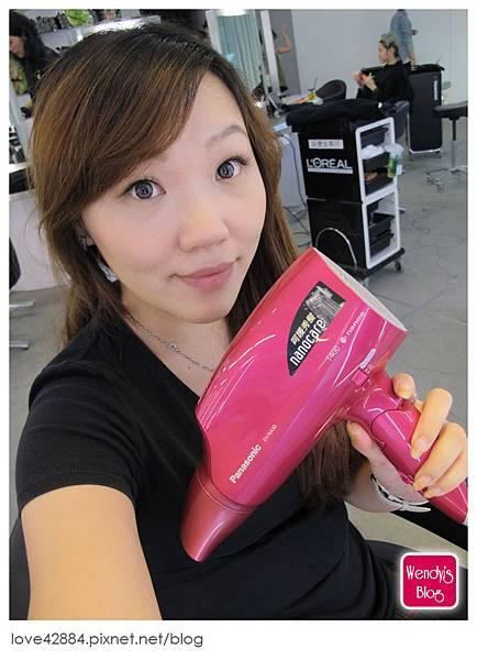 Panasonic頭皮SPA按摩器