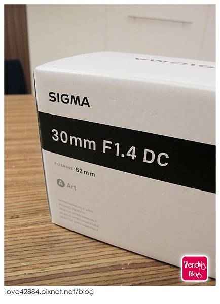 SIGMA 30mm/F1.4 DC Art