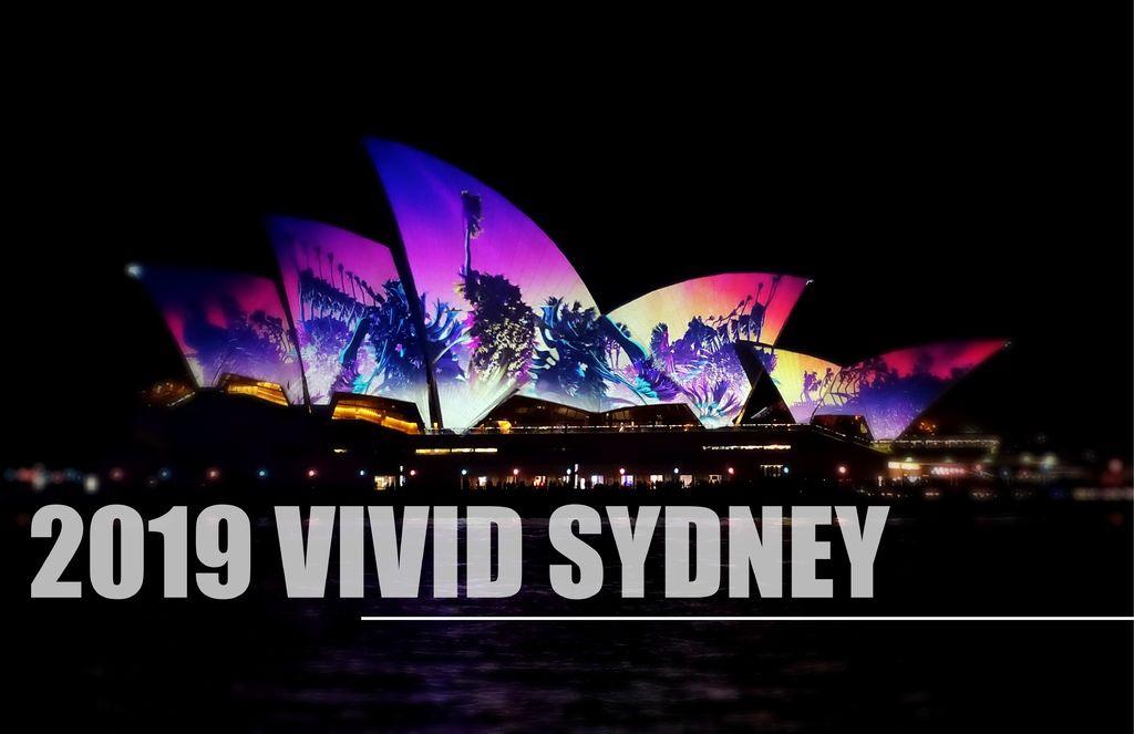 2019 VIVID SYDNEY