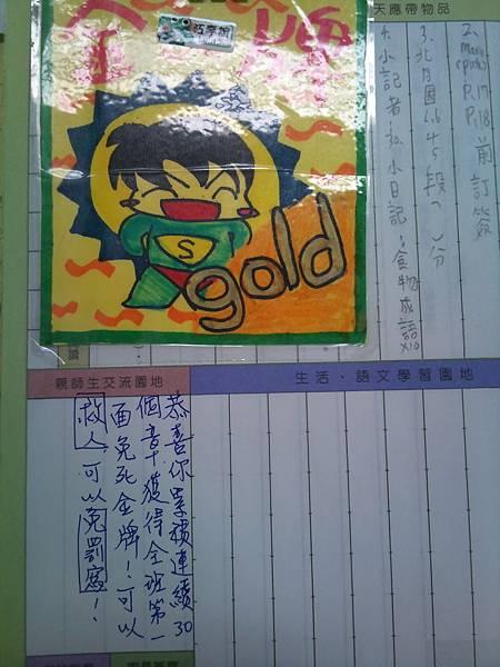 閃亮的金牌by駿宏