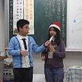 兩位主持人by駿宏