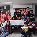 20121211全班大合照真幸福呦(中間是特別做喔)by苡真