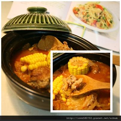 韓國泡菜燉肉丸子