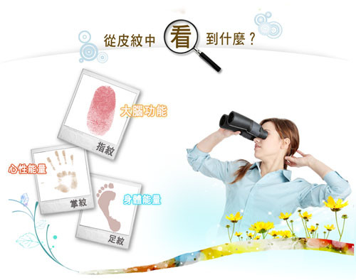 網站廣告設計★皮紋檢測(3)