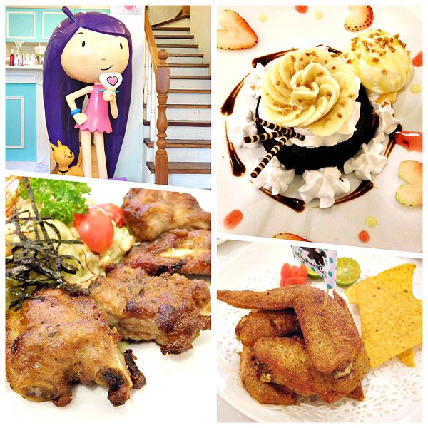 板橋新埔站超熱門下午茶餐廳^^Oyami cafe^^姊妹聚會+情侶約會+生日慶祝都要來喔
