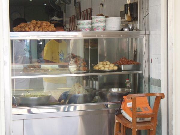 街景小吃店