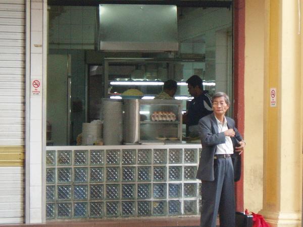 ZamZam印度拉餅店