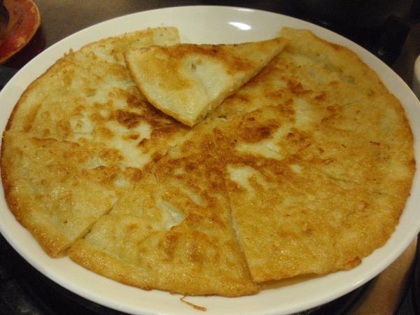 春川韓食館-馬鈴薯煎餅