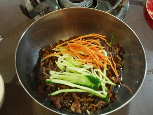 春川韓食館-炸醬麵