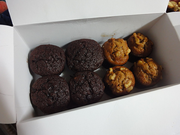 幾分甜-桂圓蛋糕&巧克力馬芬02.JPG