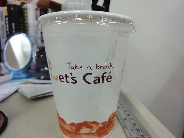 全家The Cafe冰拿鐵大杯01.JPG