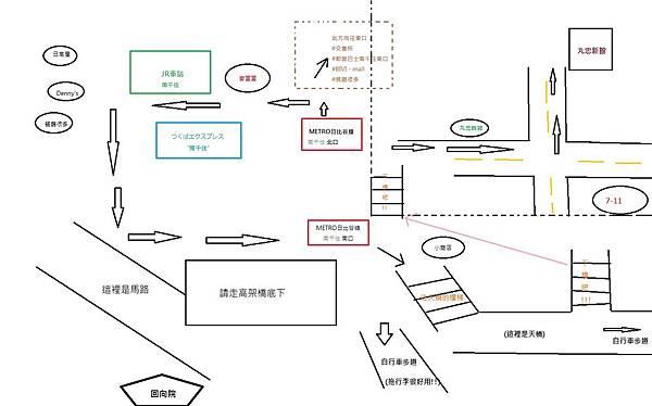 自製南千住駅簡易地圖.jpg