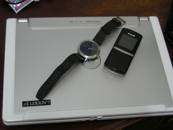 老板送的筆電XD