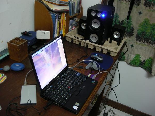 宅男書桌-多媒體版XD