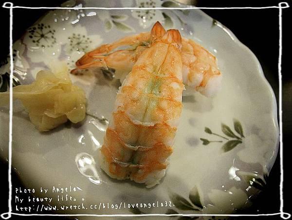 蝦蝦握壽司