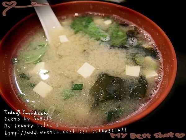 豆腐味僧湯