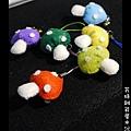 002-彩色磨菇