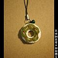 001甜甜圈手機吊飾