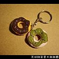 004甜甜圈鑰匙圈