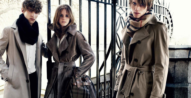 Emma-Watson-In-Burberry
