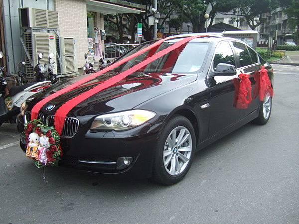 BMW大五F10