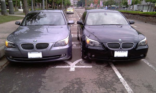 BMW大五e60