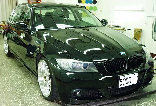 BMW 大三 e90